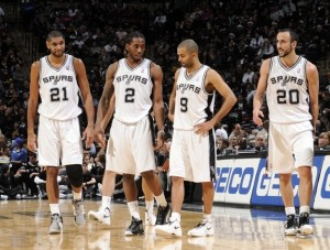 Kawhi Leonard has proved to be an invaluable member of the Spurs.