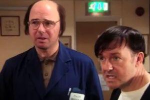 Derek stars Ricky Gervais alongside reoccurring collaborator Karl Pilkington.